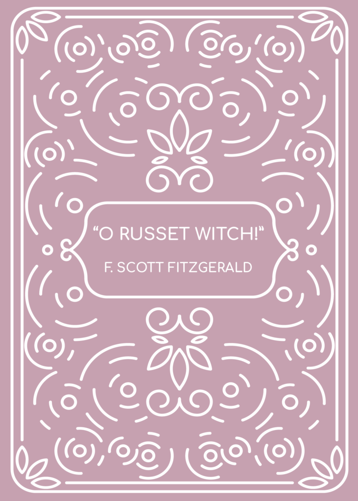 O Russet Witch! by F. Scott Fitzgerald